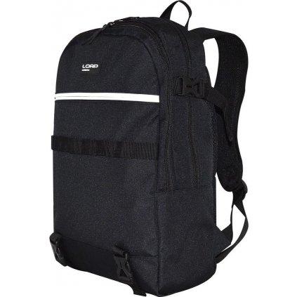 Městský batoh LOAP Temple černá