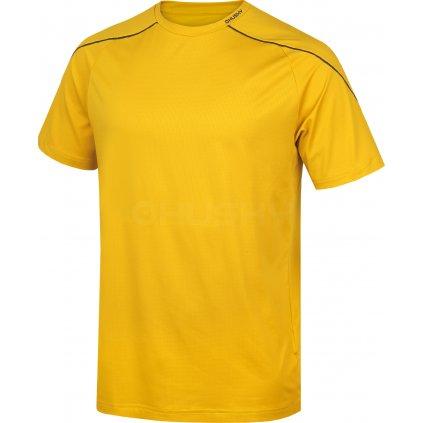 Pánské triko HUSKY  Taury M žlutá