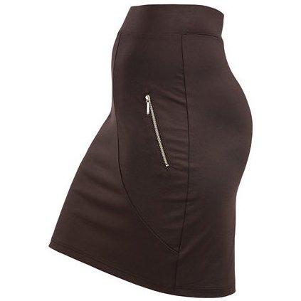 Sukně dámská do pasu LITEX černá
