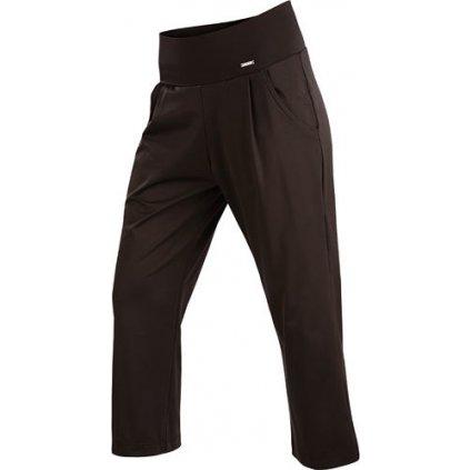 Kalhoty dámské v 7/8 délce LITEX černé