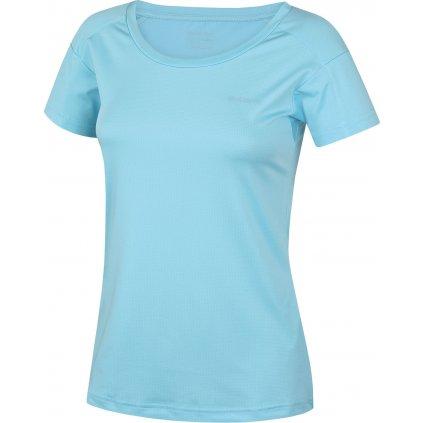 Dámské triko HUSKY  Taury L světle modrá