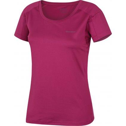 Dámské triko HUSKY  Taury L světle purpurová