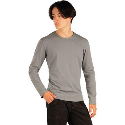 Pánské triko LITEX s dlouhým rukávem