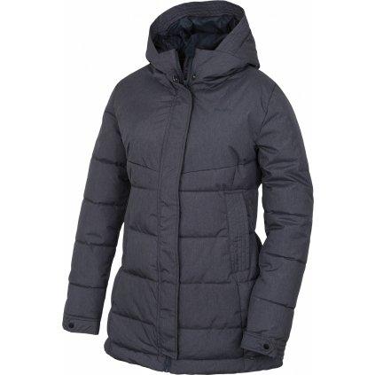Dámský hardshell plněný kabátek HUSKY   Nilit L antracit