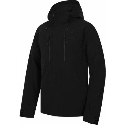 Pánská hardshell bunda HUSKY Gonzal M černá