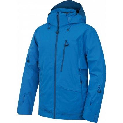 Pánská lyžařská bunda HUSKY  Montry M modrá