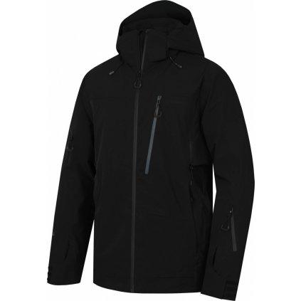 Pánská lyžařská bunda HUSKY  Montry M černá