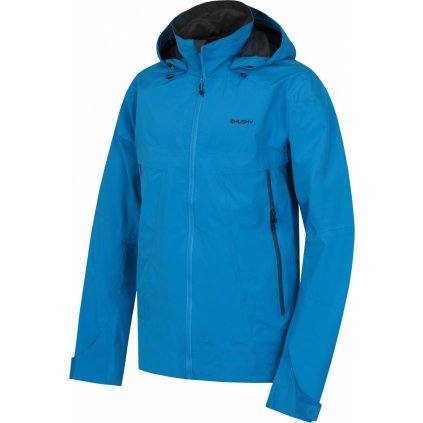 Pánská outdoor bunda HUSKY Nakron M modrá