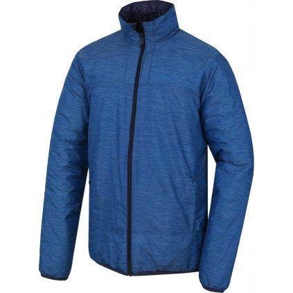 Pánská plněná oboustranná bunda HUSKY Nodiq M tm.modrá / tm.modrá