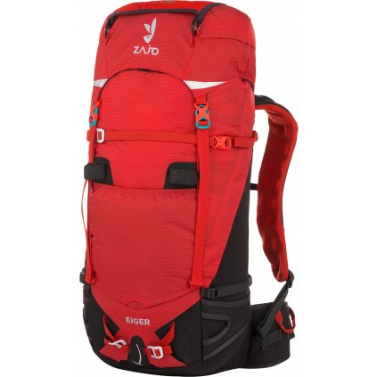Turistický batoh ZAJO Eiger M Backpack rudá
