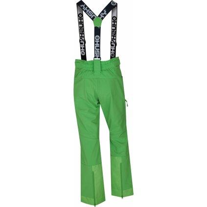Dámské lyžařské kalhoty HUSKY Galti L zelená