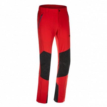 Pánské sportovní kalhoty ZAJO Tactic Neo Pants rudá