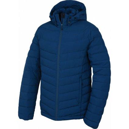 Pánská péřová bunda HUSKY Donnie M modrá
