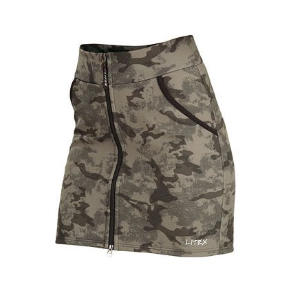 Dámská sukně LITEX sportovní softshellová