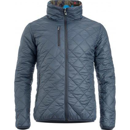 Pánská zimní oboustranná bunda WOOX Pinna Camo Senor