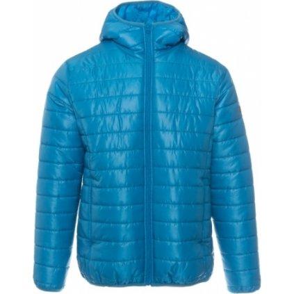 Pánská bunda SAM 73 modrá melír