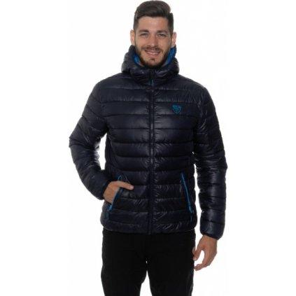 Pánská bunda SAM 73  modrá tmavá