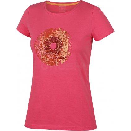 Dámské triko HUSKY  Tarja růžová