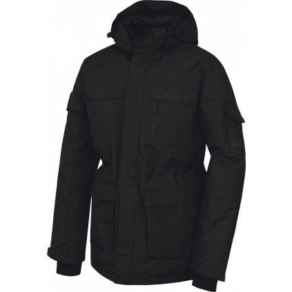 Pánská péřová bunda HUSKY Dantex M černá