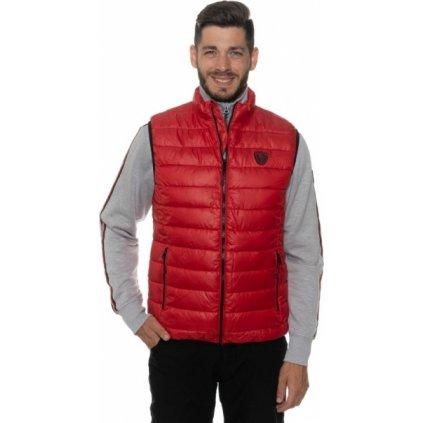 Pánská vesta SAM 73 Mb 736 135 červená xs