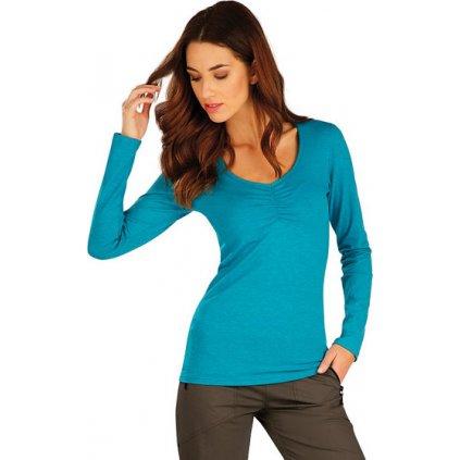 Dámské tričko LITEX s dlouhým rukávem