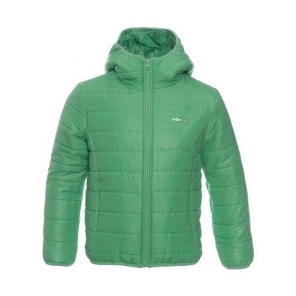 Chlapecká zimní bunda SAM 73 Kjcm129 514sm zelená 92-98