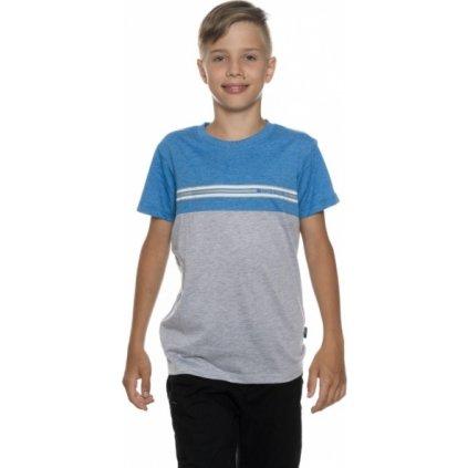 Chlapecké triko s krátkým rukávem SAM 73 Modrá jasná