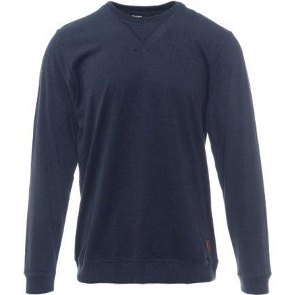 Pánské triko SAM 73 s dlouhým rukávem Mtsp433 602sm tmavě modrá s