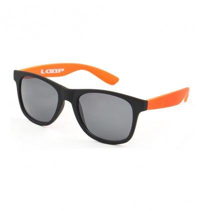 Sluneční brýle LOAP s UV filtrem oranžová