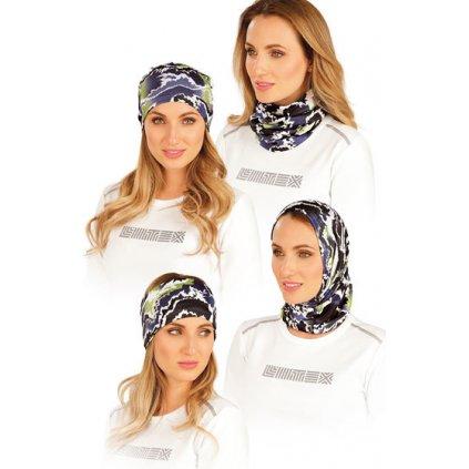 Uni multifunkční šátek LITEX