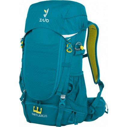 Turistický batoh ZAJO Ortler 28 Backpack modrá 2