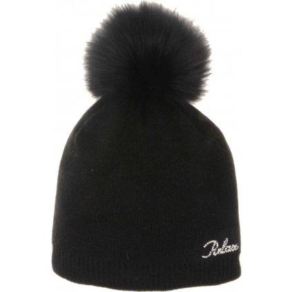 Zimní čepice RELAX Diamond černá