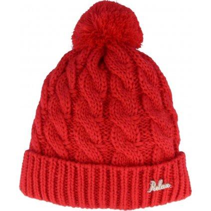 Zimní čepice RELAX Laila červená