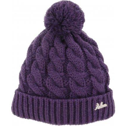 Zimní čepice RELAX Laila fialová