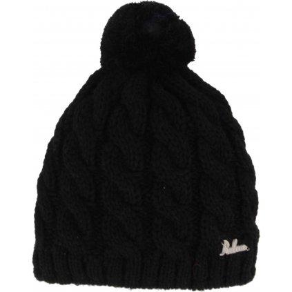 Zimní čepice RELAX Valeri černá
