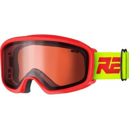 Dětské lyžařské brýle RELAX Arch černá
