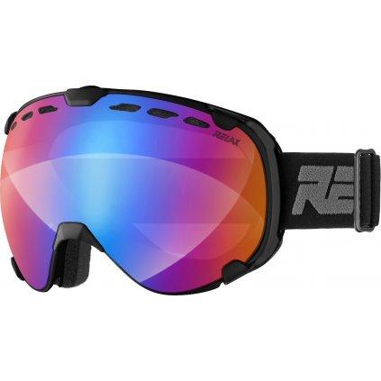Lyžařské brýle RELAX Dragonfly černá