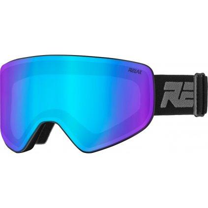 Lyžařské brýle RELAX Sierra černá