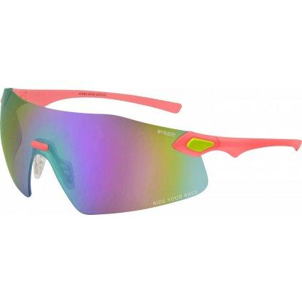 Sportovní sluneční brýle R2 Vivid červená