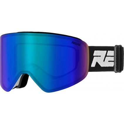 Lyžařské brýle RELAX X-Fighter bílá