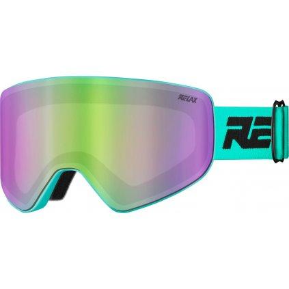 Lyžařské brýle RELAX Sierra mátová