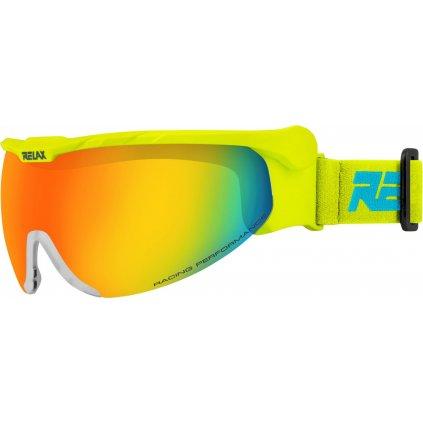 Lyžařské brýle RELAX Nordic žlutá