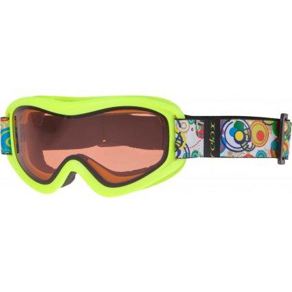 DĚTSKÉ - Junior lyžařské brýle RELAX Teddy