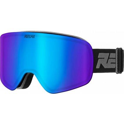 Lyžařské brýle RELAX Feelin černá