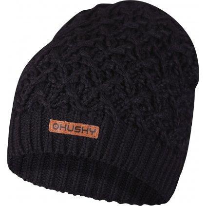 Dámská čepice HUSKY Cap 33 černá