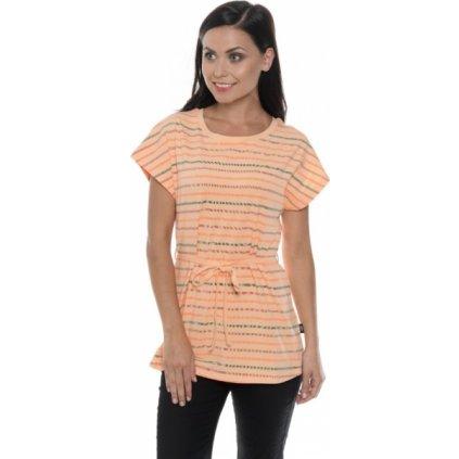 Dámské triko SAM 73 s krátkým rukávem oranžová