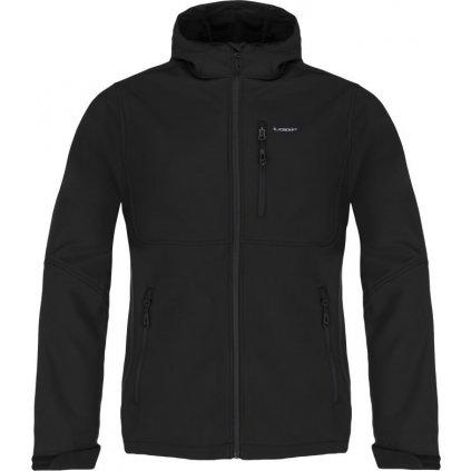 Pánská softshellová bunda LOAP Leiton černá