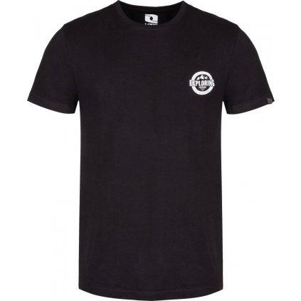 Pánské triko LOAP Beret černá