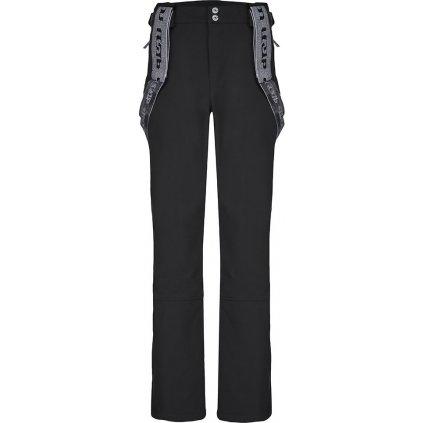 Pánské softshellové kalhoty LOAP Leam černá