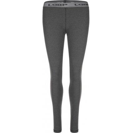 Dámské termo kalhoty LOAP Petula šedá